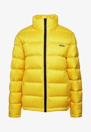 BIRON - Daunenjacke - yellow