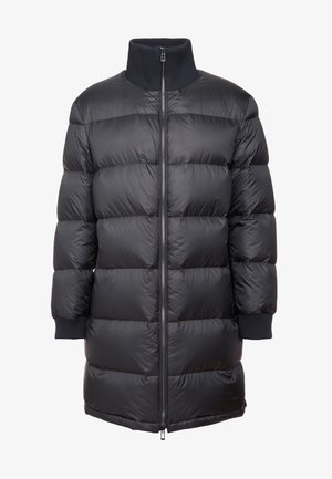 MAGNUS - Kabát zprachového peří - black