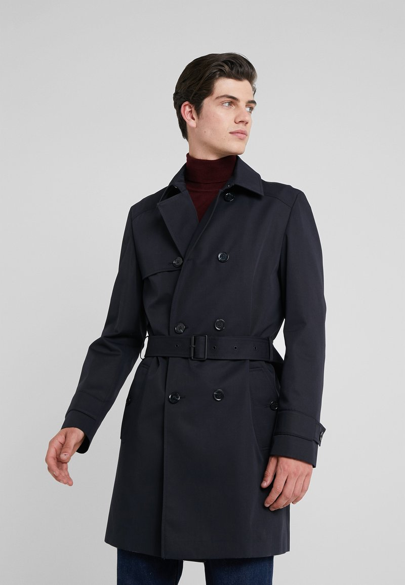 HUGO - MALUKS - Trenchcoat - navy