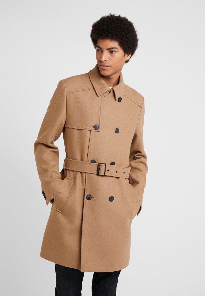 HUGO - MALUKS - Manteau classique - medium beige