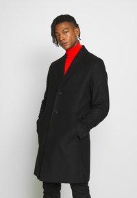 HUGO - MALTE - Classic coat - black - 0