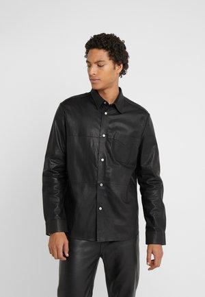 LOREAN - Overhemd - black
