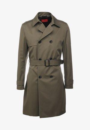MALUKS - Trenchcoat - dark green