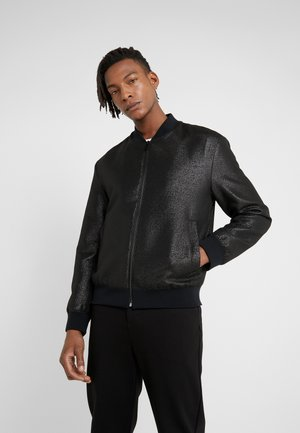 BESTINO - Bomber Jacket - black