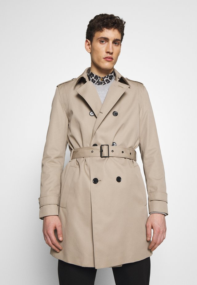 MARDEN - Trench - medium beige