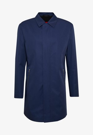 MAREC - Krátký kabát - dark blue