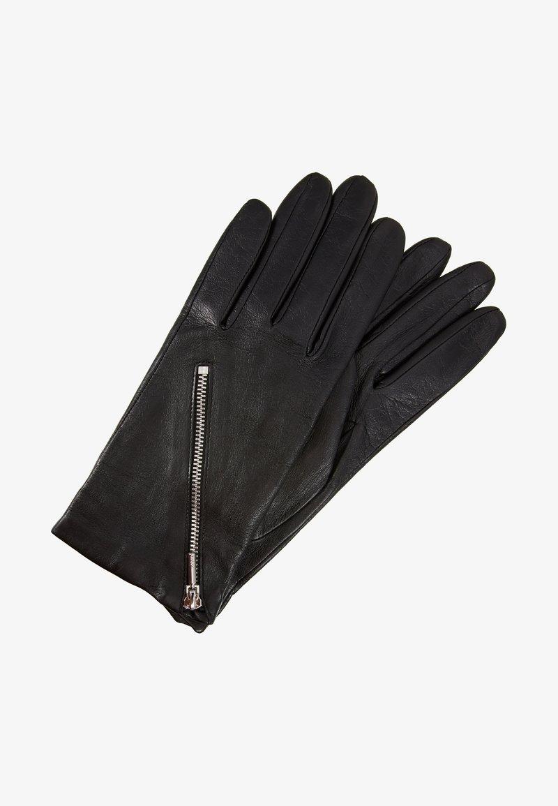 HUGO - Gloves - black