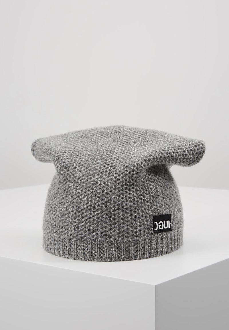 HUGO - Mössa - grey