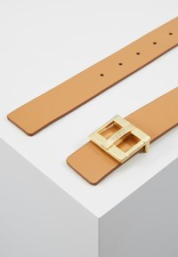 HUGO - ZITA BELT - Pásek - light beige - 2