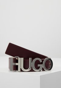 HUGO - ZULA BELT  - Pásek - red - 0