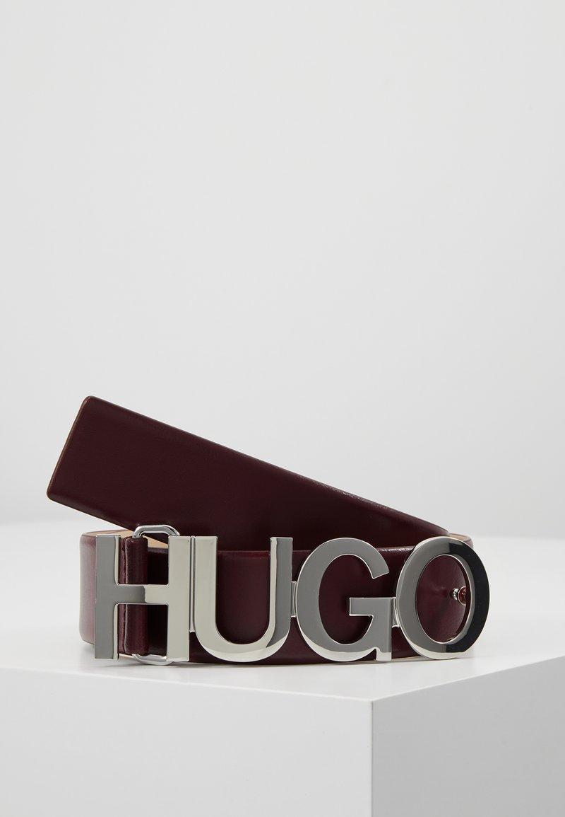 HUGO - ZULA BELT  - Pásek - red