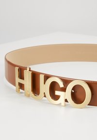 HUGO - ZULA BELT  - Cinturón - rust copper - 3