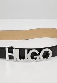 HUGO - ZULA BELT  - Pásek - black - 4