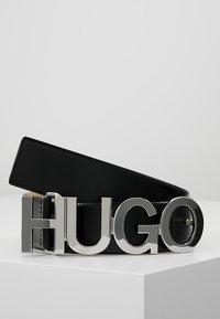 HUGO - ZULA BELT  - Pásek - black - 0