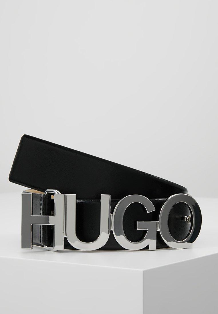 HUGO - ZULA BELT  - Pásek - black