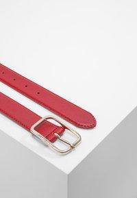 HUGO - ZAIRA BELT - Pásek - bright red - 2