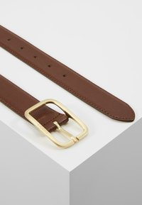 HUGO - ZAIRA BELT - Skärp - light/pastel brown - 2