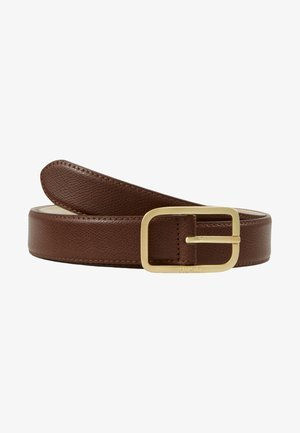 ZAIRA BELT - Belte - light/pastel brown