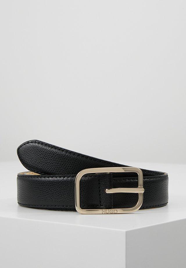 ZAIRA BELT - Cinturón - black