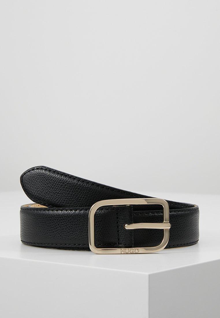 HUGO - ZAIRA BELT - Skärp - black