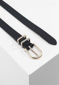 HUGO - ZOE BELT - Belt - black - 2