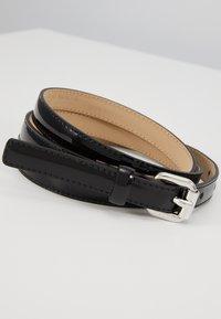 HUGO - VICTORIA BELT - Belt - black - 4