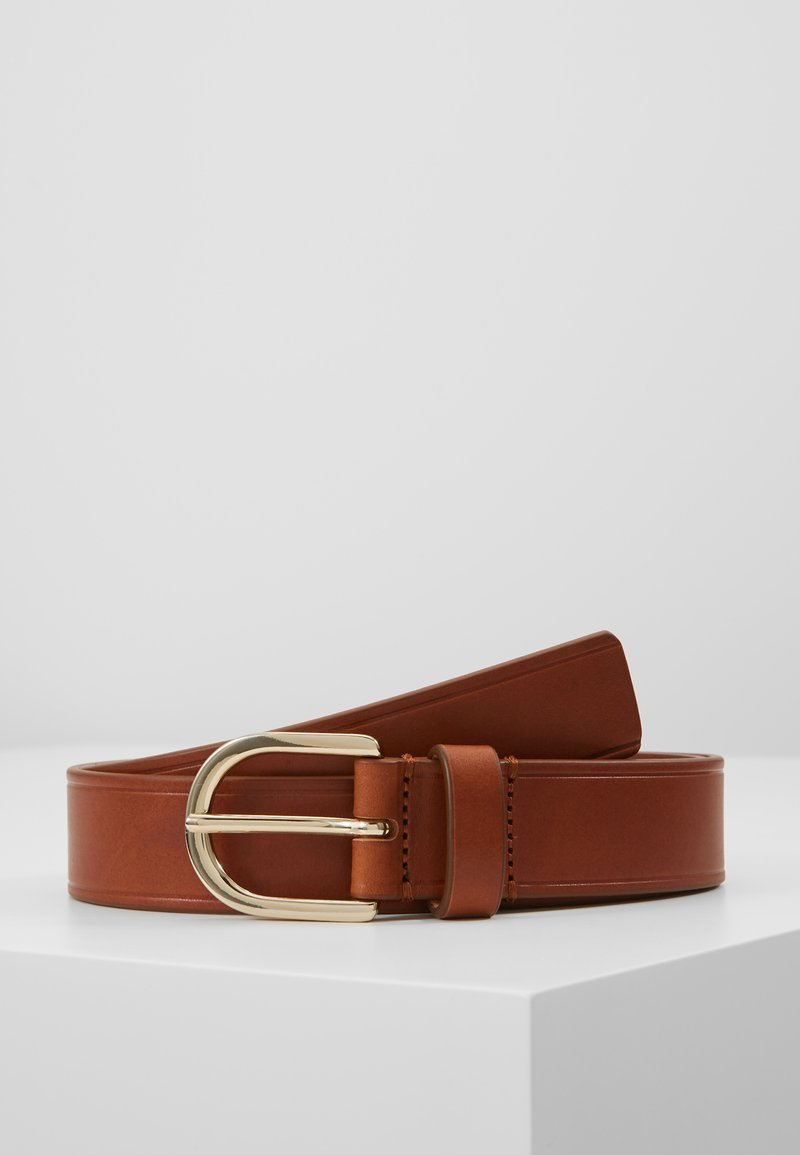 HUGO - LEXINGTON BELT - Gürtel - cognac
