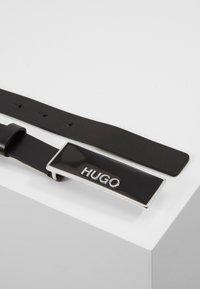 HUGO - KAROL BELT - Pásek - black - 1