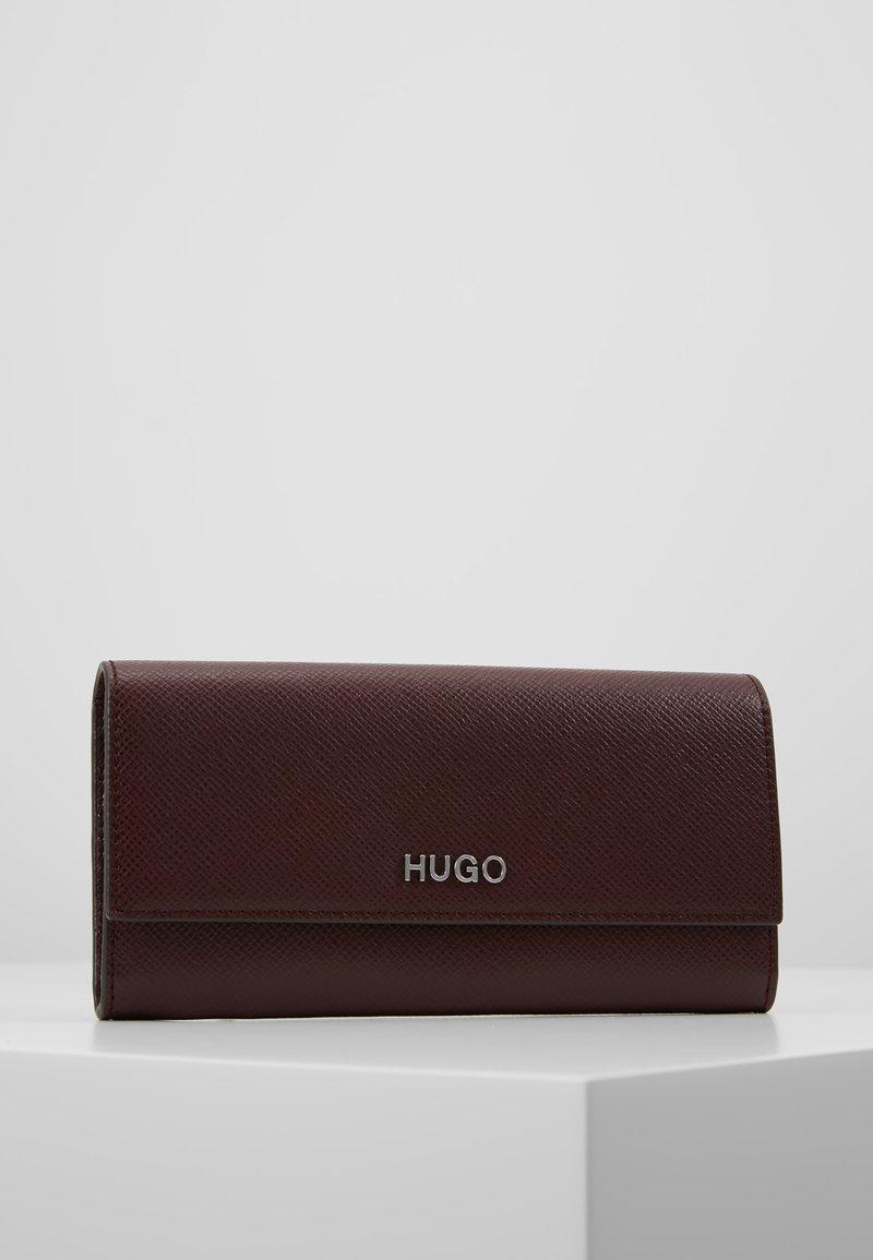 HUGO - VICTORIA CONT - Wallet - dark brick red