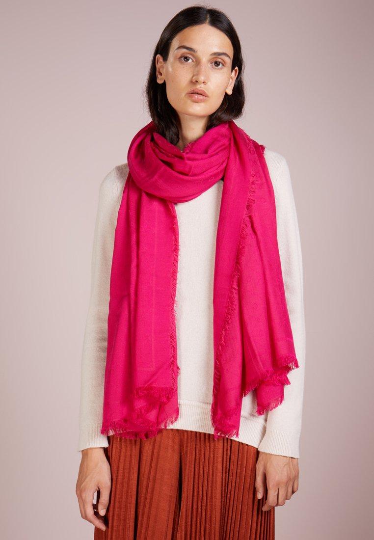 HUGO - Scarf - medium pink