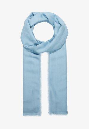 Scarf - uniform blue