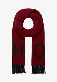 HUGO - Szal - red - 1