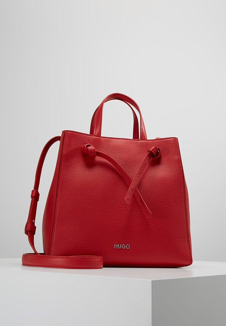 HUGO - MAYFAIR DRAWSTRING - Handtasche - red