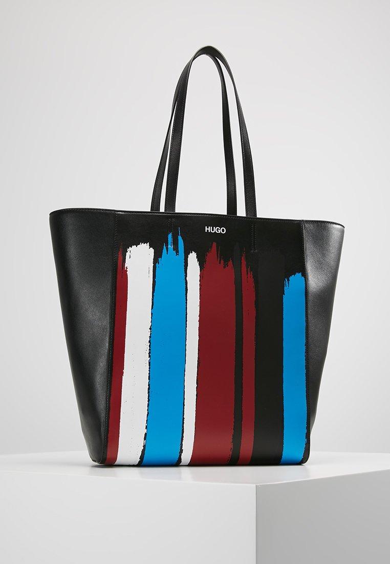 HUGO - BROOKLYN  - Shopping bag - black