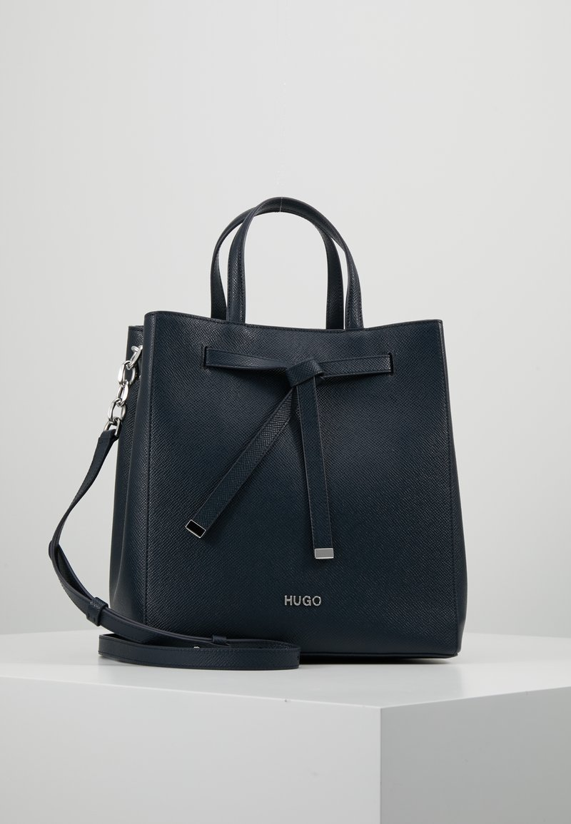 HUGO - VICTORIA DRAWSTRING - Handtasche - night blue
