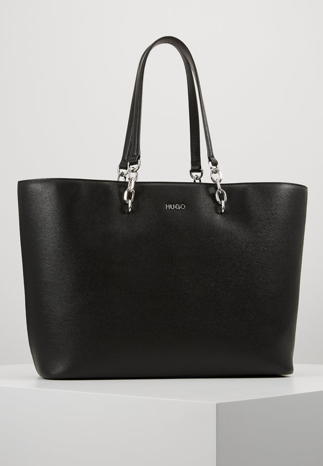 VICTORIA TOTE - Shoppingväska - black