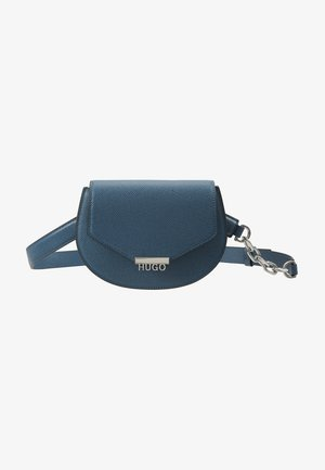 VICTORIA BELTBAG - Ledvinka - uniform blue