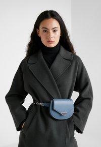 HUGO - VICTORIA BELTBAG - Bum bag - uniform blue - 1