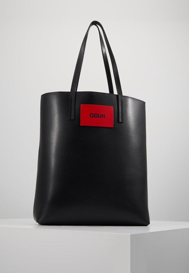 HUGO - DOWNTOWN  - Tote bag - black