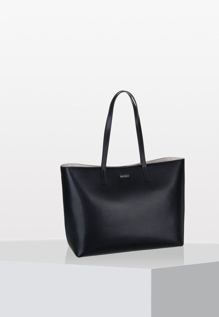 HUGO - Shoppingväska - black