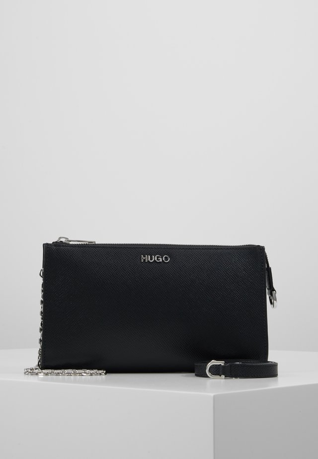 VICTORIA MINI BAG - Torba na ramię - black