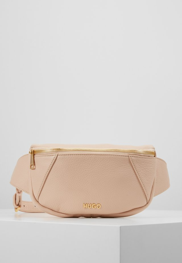 MAIDEN BELT BAG - Saszetka nerka - nude