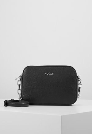 VICTORIA CROSSBODY CAMERA - Umhängetasche - black
