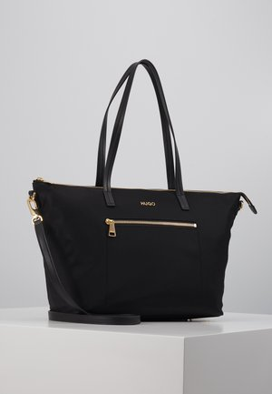 MEGAN TOTE NYLON - Shopping Bag - black