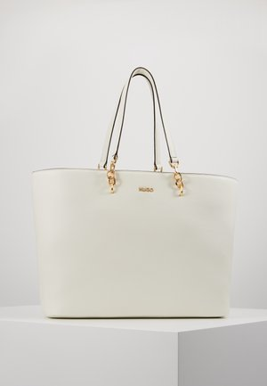 VICTORIA CHAIN - Tote bag - white