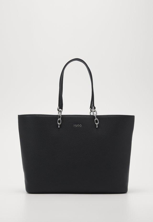 VICTORIA CHAIN - Cabas - black