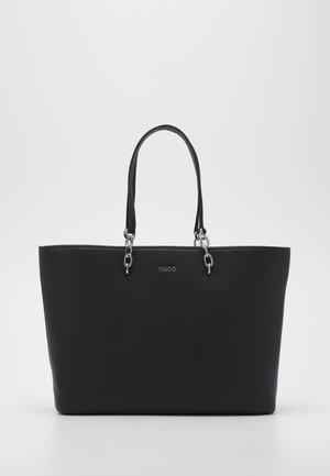 VICTORIA CHAIN - Shopping Bag - black