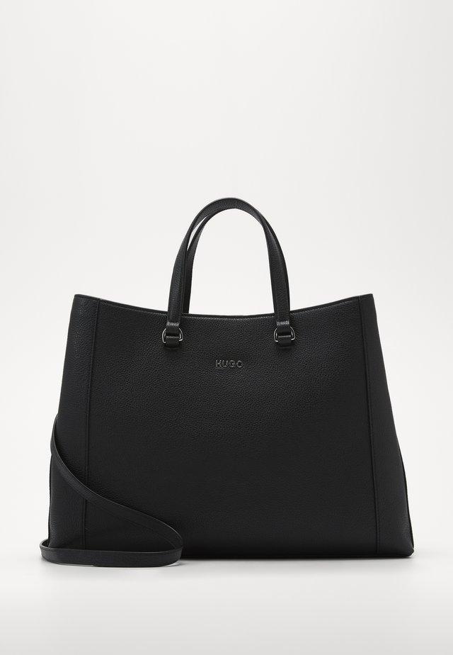 VICTORIA WORKBAG - Handtasche - black