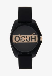 HUGO - PLAY - Montre - schwarz