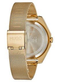 HUGO - IMAGINE - Hodinky - gold-coloured - 2